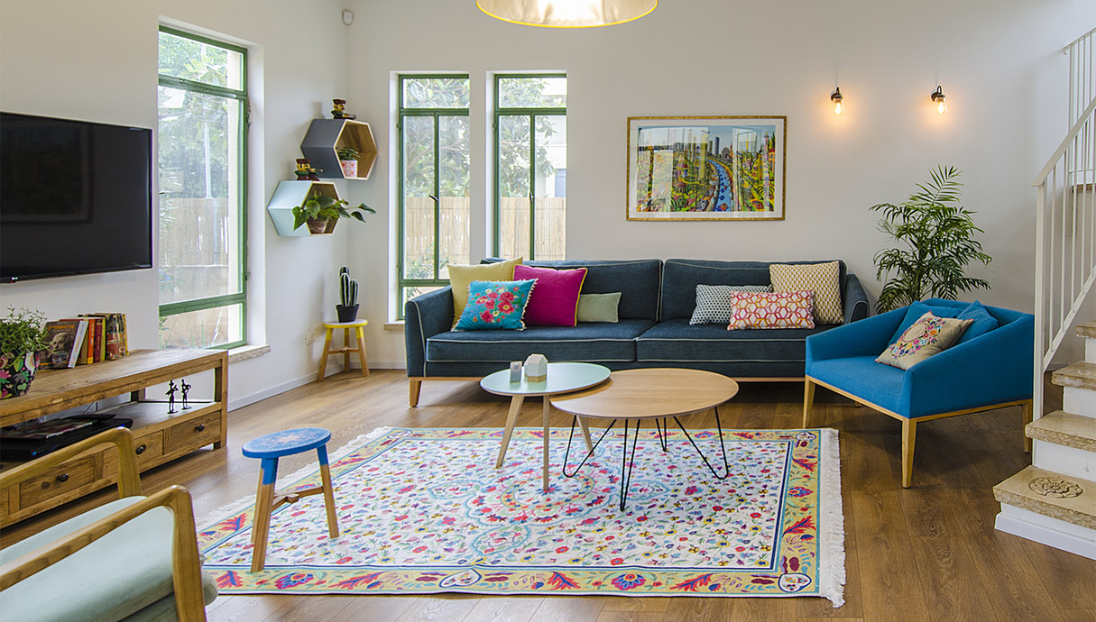 בית בשרון, עיצוב תמי שלוש - 19