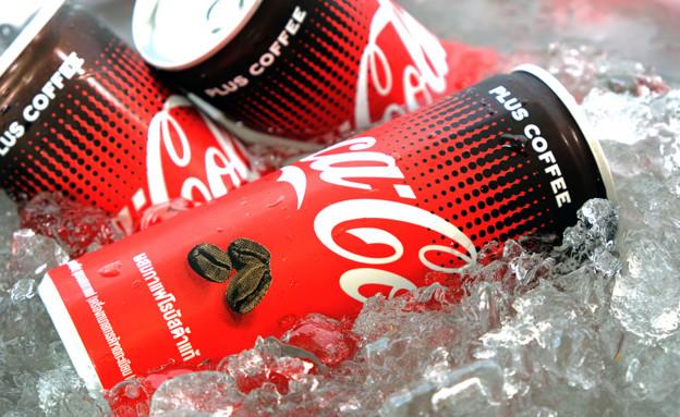 קוקה קולה קפה (צילום:  BORIMAT PRAOKAEW, shutterstock)