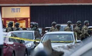 """אירוע ירי בארה""""ב, ארכיון (צילום: חדשות)"""