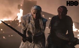 משחקי הכס עונה 8 פרק 3, דאינריז (צילום: Helen Sloan/HBO)
