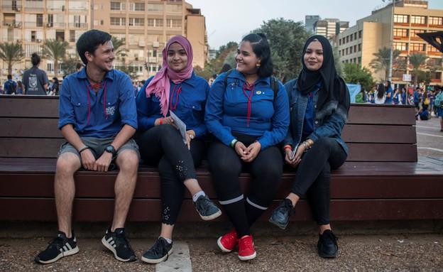 הנוער העובד והלומד  (צילום: דניאל דלה רוקה)