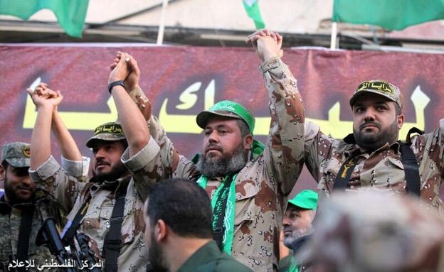 מפקד המרחב הצפוני של הג'יהאד בעזה (צילום: חדשות)