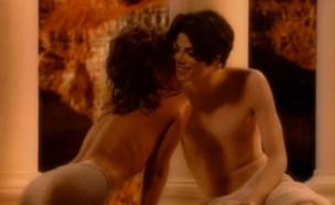 מייקל ג'קסון וליסה מארי פרסלי (צילום: מתוך הקליפ; יוטיוב - Michael Jackson)