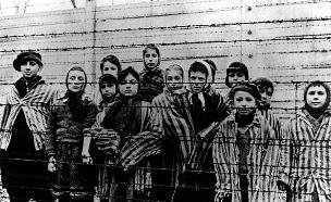ילדים בתקופת השואה (צילום: חדשות)