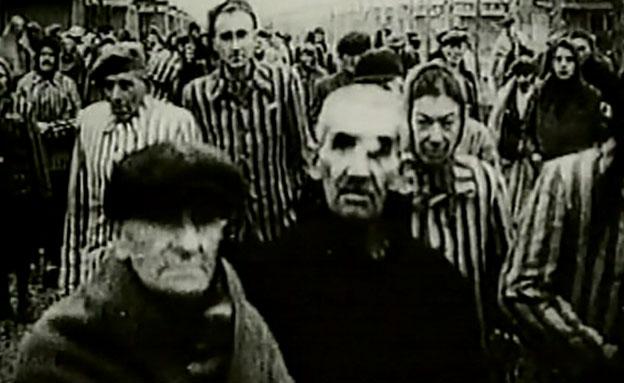 יהודים בתקופת השואה (צילום: חדשות 2)