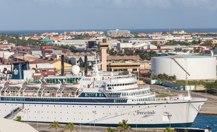 ספינת קרוז של Freewinds (צילום: shutterstock.com)