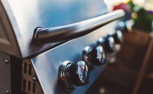 גריל גז (אילוסטרציה: By Dafna A.meron, shutterstock)