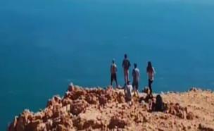 """צאו לטייל ברחבי הארץ (צילום: מתוך """"מה הלו""""ז?"""", קשת 12)"""