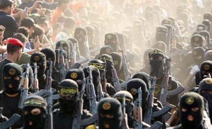 הג'יהאד האסלאמי בעזה, (ארכיון) (צילום: רויטרס, חדשות)