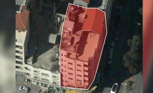 """מבנה בשימוש מערך הסייבר של חמאס (צילום: דובר צה""""ל, חדשות)"""