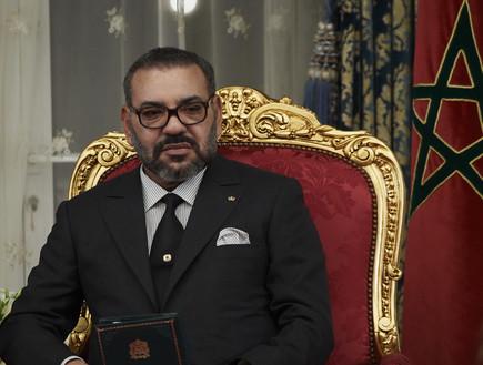 מלך מרוקו מוחמד השישי