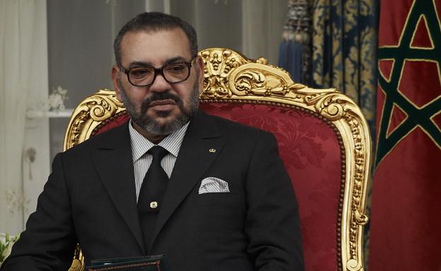 מלך מרוקו מוחמד השישי (צילום: GettyImages-Carlos Alvarez)