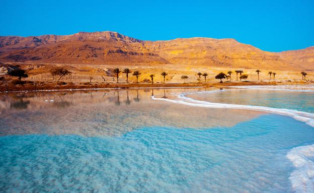 ים המלח (צילום: kateafter | Shutterstock.com )