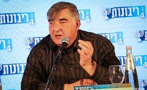 מועמד הליכוד - פרופ' אברהם דיסקין (צילום: גרשון אלינסון / פלאש90, חדשות)