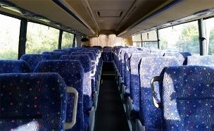 אוטובוס היסעים (ארכיון) (צילום: חדשות 2)