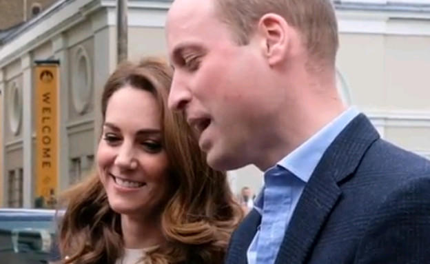 Towards a transition?  The dramatic move of William and Kate
