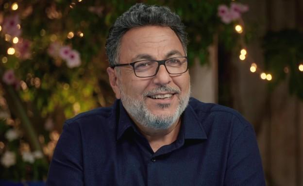 חיים כהן מחייך (צילום: MKR המטבח המנצח, קשת 12)