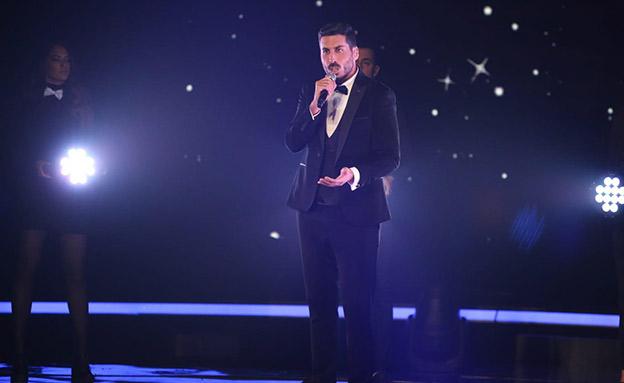 קובי מרימי, נציג ישראל לאירוויזיון 2019 (צילום: אורטל דהן, חדשות)