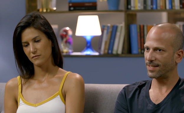 """האם אורטל ועידו יתנו צ'אנס לזוגיות? (צילום: מתוך """"חתונה ממבט ראשון 2"""", קשת 12)"""