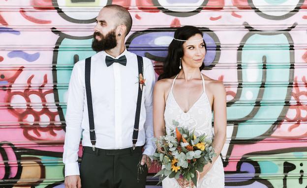 Happy Wedding (צילום: איתמר כהן)