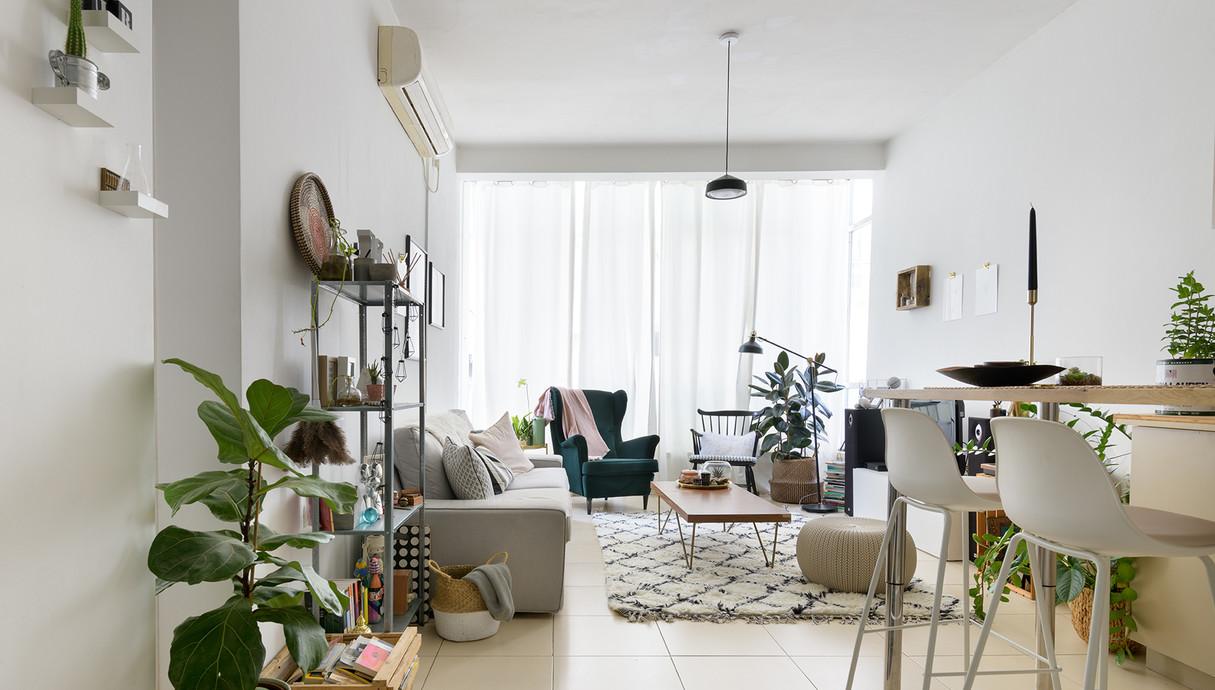הדירה של שרונה מרלין