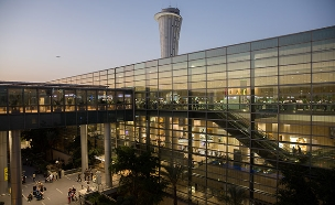 נמל התעופה בן גוריון (ארכיון) (צילום: Nati Shohat/Flash90, חדשות)