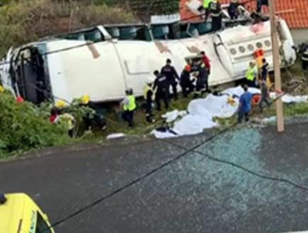תאונה בפורטוגל, ארכיון