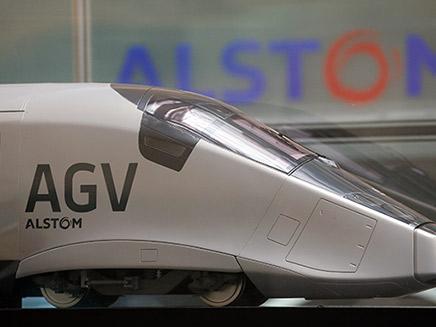 חברת הרכבות אלסטום (ארכיון)