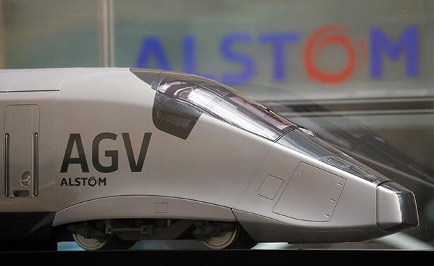 חברת הרכבות אלסטום (ארכיון) (צילום: רויטרס, חדשות)