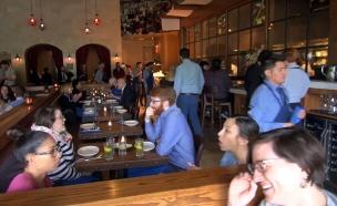 """המסעדה הישראלית שכבשה את ארה""""ב (צילום: החדשות)"""