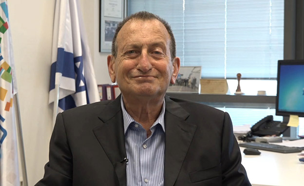 רון חולדאי, ראש עיריית תל אביב (צילום: החדשות)