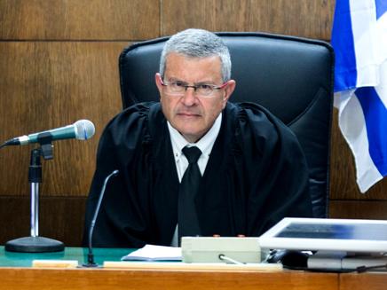 השופט דוד רוזן (צילום: יותם רונן, חדשות)