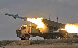 """אירן מחריפה את האיומים מול ארה""""ב (צילום: press tv, חדשות)"""