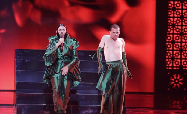 אירוויזיון 2019 חצי הגמר הראשון (צילום: Sakchai Lalit | AP)