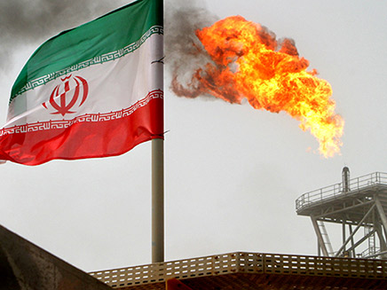 נאבקים לשמור על ייצוא נפט, אירן