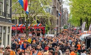 """הערים ש""""נלחמות"""" בתיירים: אמסטרדם (צילום: 123RF, חדשות)"""