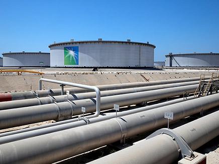 צינורות הנפט שניזוקו במתקפה במפרץ