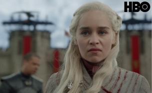 משחקי הכס עונה 8 פרק 4, דאינריז עצבנית (צילום: Helen Sloan/HBO)