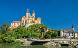 מלק, אוסטריה (צילום:  Leonid Andronov, shutterstock)