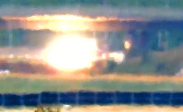 Documentation sur les dommages de fond causés par les wagons et les trains (Photo: Emissions du Hamas, Actualités)