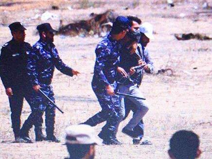 חמאס מונע ממפגינים להתקרב לגדר