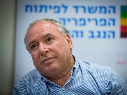 דודי אמסלם (צילום: Yonatan Sindel/Flsah90, חדשות)