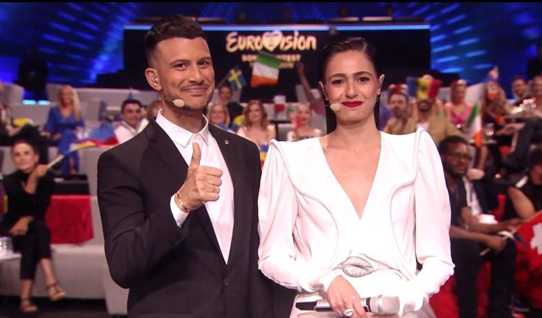 אירוויזיון 2019 חצי הגמר השני (צילום: צילום מסך)