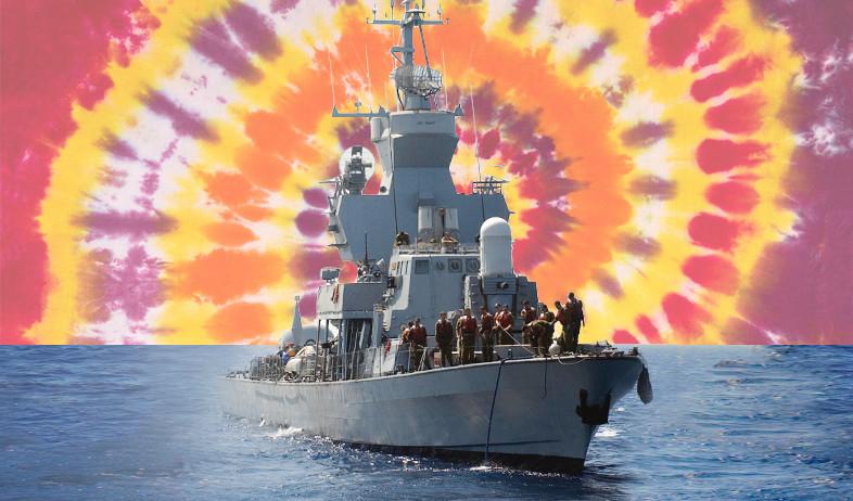 חיל הים (צילום: Abir SultanFlash90 | shutterstock)