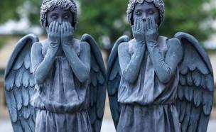 פסל מלחיץ (צילום: אינסטגרם\chihirochieko)