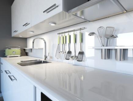 מטבח נקי (צילום: shutterstock)