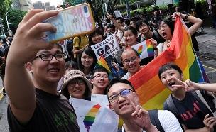 חגיגות בטייוואן (צילום: רויטרס, חדשות)