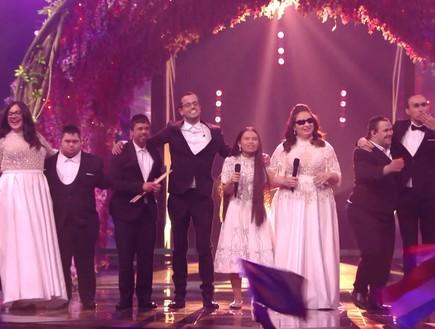 אירוויזיון 2019 חצי הגמר השני להקת שלווה