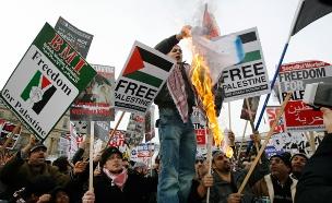 הפגנת BDS, ארכיון (צילום: רויטרס, חדשות)