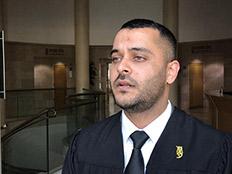 """עו""""ד מוחמד רחאל (צילום: חדשות)"""